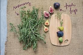 Figs, Rosemary