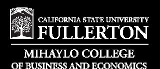 CSUF Company Logo - White