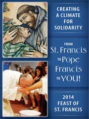 2014 Feast of St. Francis
