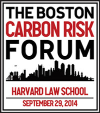 Boston Carbon Risk Forum