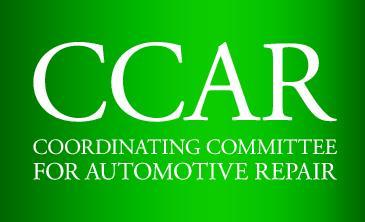 new CCAR logo