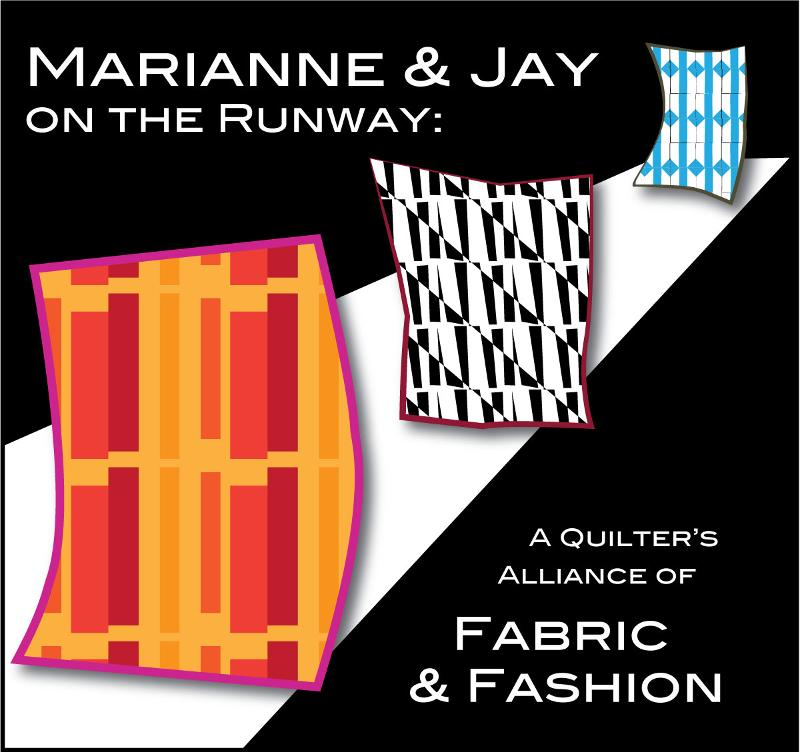 Marianne and Jay on the Runway logo