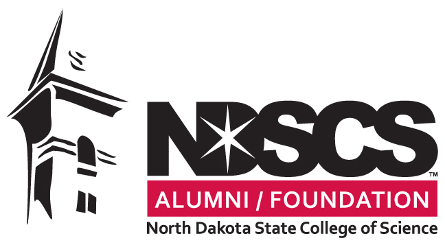 NDSCS Foundation black logo