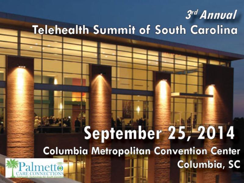 3rd Annual Telehealth Summit of South Carolina