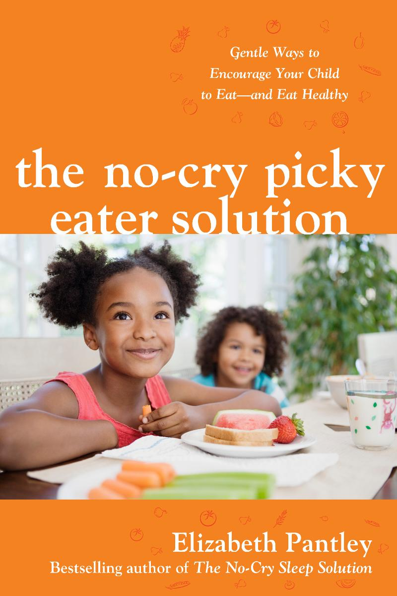 No Cry Picky Eater Solution cover