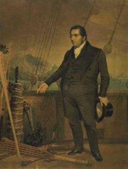 John Williams on deck