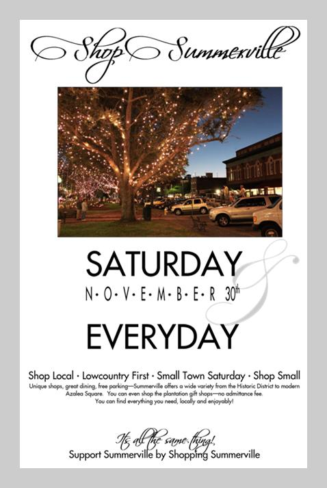 What to do? Bury Hunger, Shag and Boil, Shop Local!