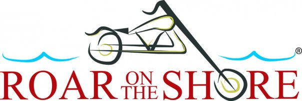 Roar on the Shore Logo