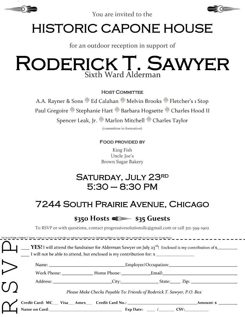 rts fundraiser 7-23-11