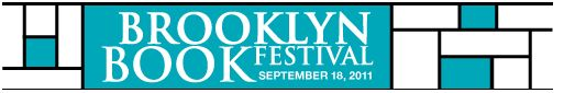 Brooklyn Book Festival Banner