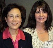 Dr. Xiu-Min Li, Gina Clowes