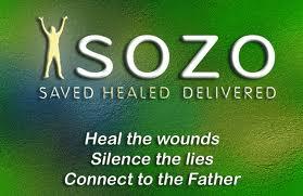 sozo healing the brokenhearted
