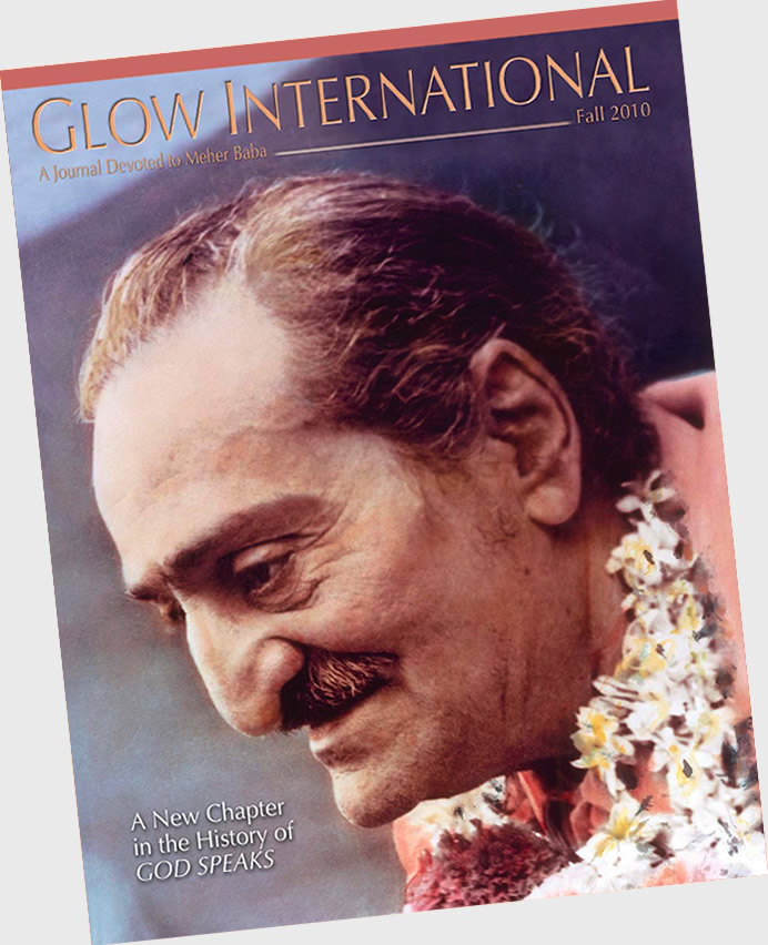 Glow International Fall 2010 Cover