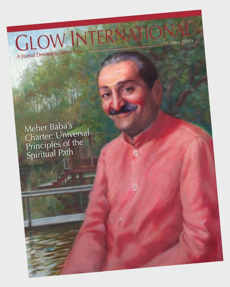 Glow International Cover