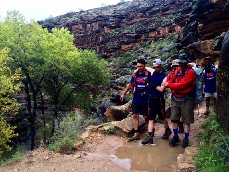 disability non-profit organizations provide grand canyon rafting access