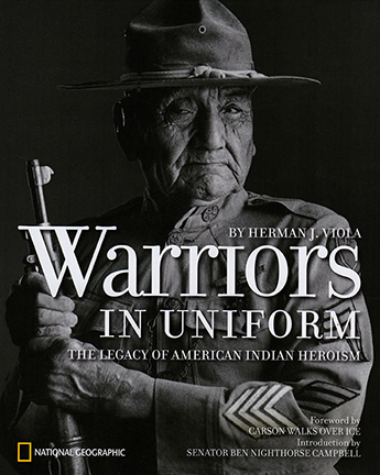 Cover: WWI veteran Harvier Adams, a Pima