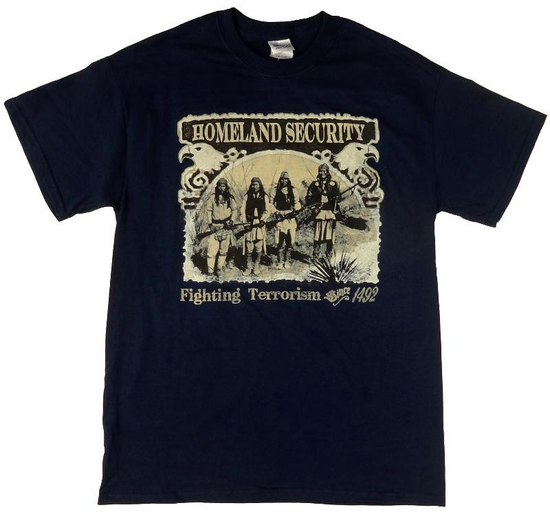 Homeland Security Tee
