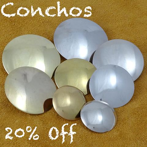 Conchos 20% Off