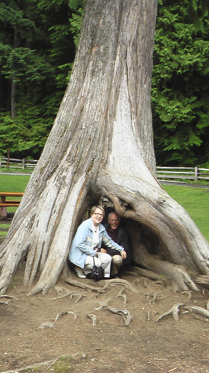 Edgerton Travelers near Vancouver!