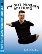 Brett Eastburn book cover photo