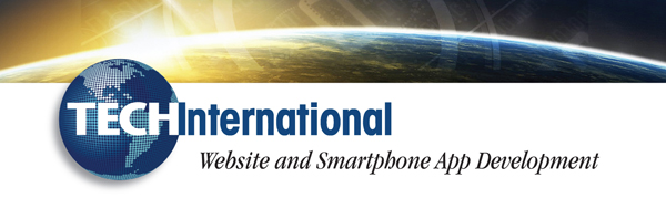 Tech International Header