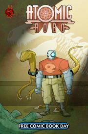 Atomic Robo FCBD 2012