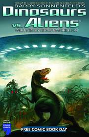 Dino vs Aliens FCBD 2012