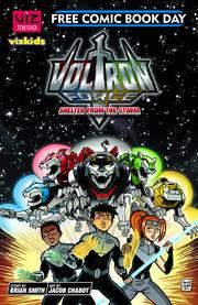Voltron FCBD 2012