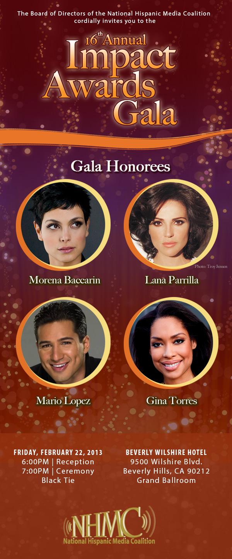 2013 Gala Invite