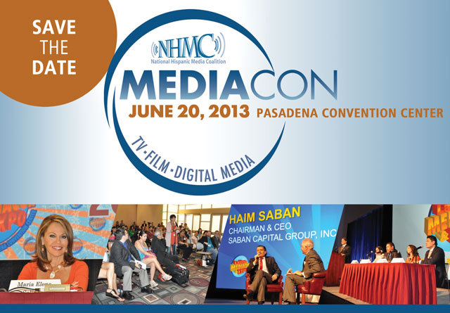 MediaCon Save the Date 2013