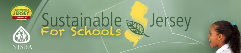 Sustainable Jersey for Schools logo