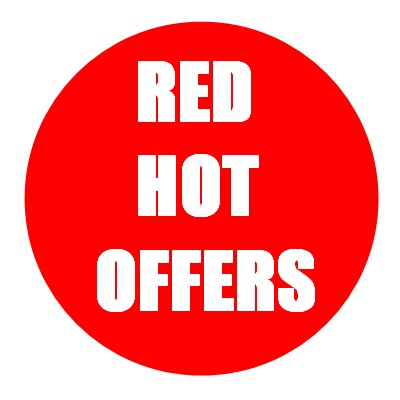 RED HOT OFFERS