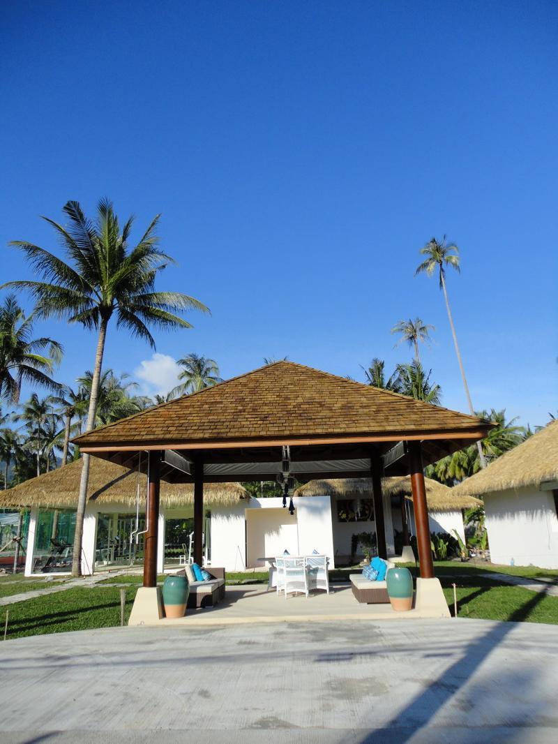 Open air Reception