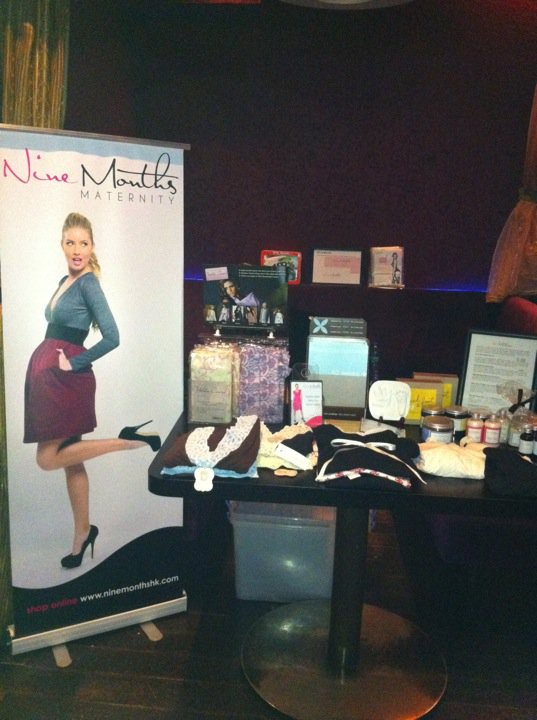 think pink booth