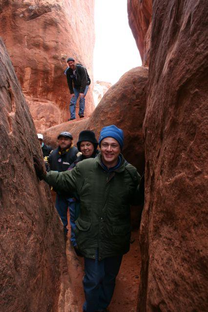 WA Daniel In Canyon