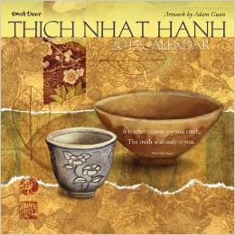 2015 Thich Nhat Hanh calendar