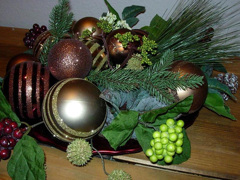 Holiday Decor 2011-2