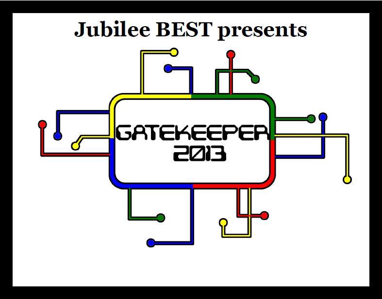 2013 Jubilee Gatekeeper Graphic