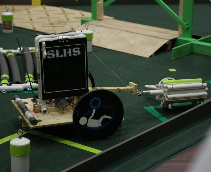 Standley Lake Robot