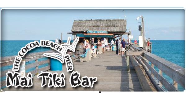 Cocoa Beach Boardwalk