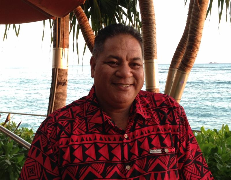 New Laie Hotel General Manager, David Betham