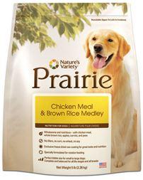 Nature's Variety Prairie Chicken