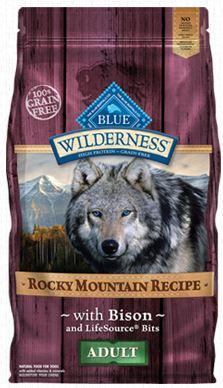 Blue Wilderness Bison