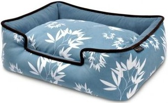 PLAY bed blue bamboo