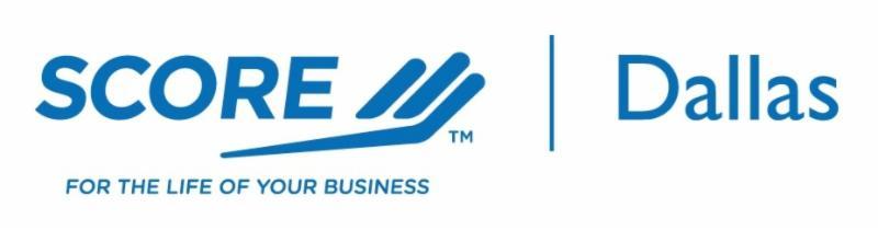 SCORE Dallas Logo