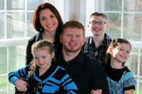 Rebecca Burtram family