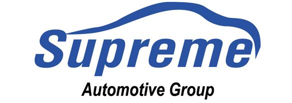 Supreme Automotive Logo