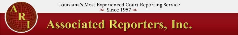 Associated Reporters, Inc Logo
