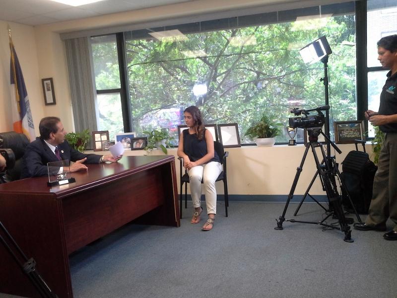 2013-Intern Interviews w F. Cabrera