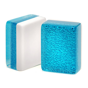 Image of Turquoise Glitter Tiles